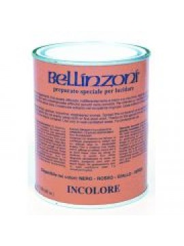 Cera Bellinzoni Incolor  Cod. C02  Peso 1,300kg