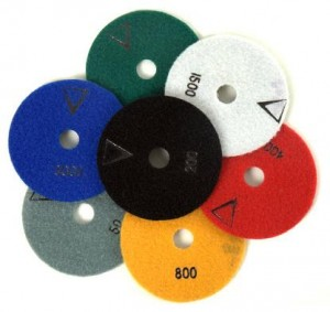 Disco Polimento (Ceramica D´Água) Diambra Grão 200 COD:D200