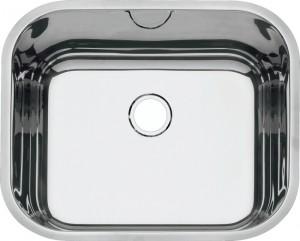 Cuba para Cozinha Retangular 40 BL Cod. 94020/206 Dimensões Produto (Compr. X Larg. X Alt.): 400x340x170 mm.