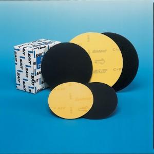 Disco de papel auto brilho a seco granulação 220