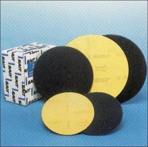 Disco de papel auto brilho a seco  granulação 800