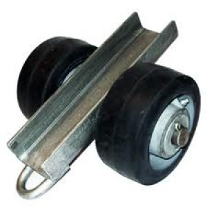 Carrinho para transporte de chapas roda maciça Cod. 02CAR