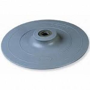 Disco suporte de lixa com velcro 7 - 180mm (Cinza)