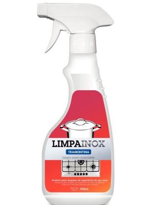 Produto indicado para dar brilho e remover manchas superficiais no aço inox de panelas e cubas COD:94537/003