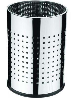 Cesto para papel Cod.94541/010 Dimensões Produto (Compr. X Larg. X Alt.): 200x200x290 mm.